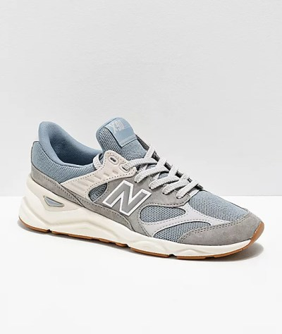New Balance Lifestyle X90 Reconstructed Cyclone Blue ...