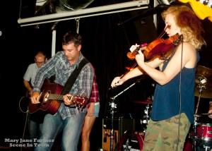 Matt Nix and Emily Webb, Matt Nix Band