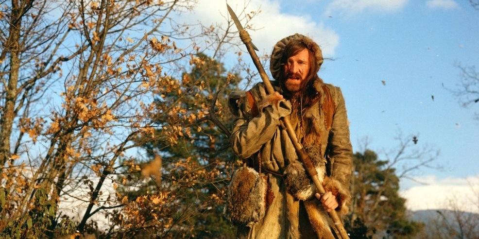 The Revenant Vs. Man in the Wilderness
