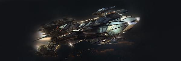 Terrapin - Best 2 Crew Exploration Ship in Star Citizen