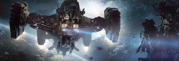 Reclaimer - Best Multi Crew Salvage Ship in Star Citizen