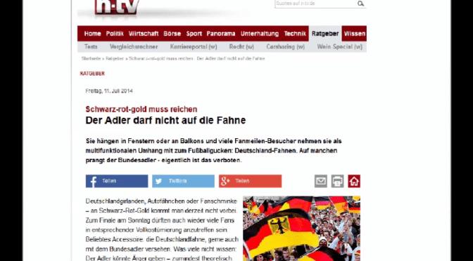 Deutschland, wohin gehst Du 2016