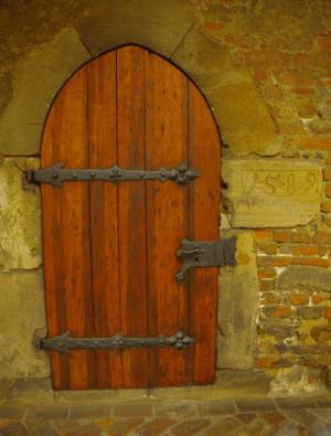 ratlos vor verschlossener Tür