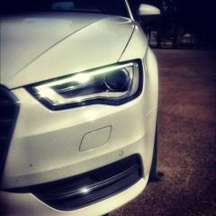 Audi A3 Scheinwerfer