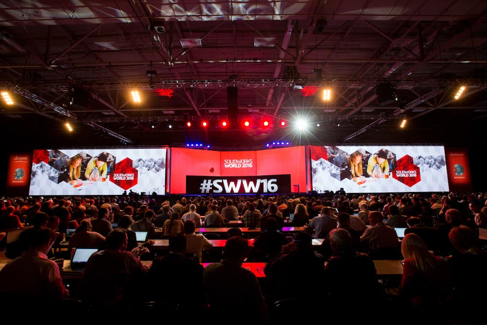 SolidWorks World 2016: makers, cloud and subs