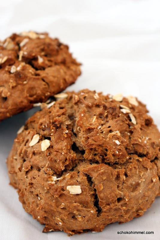 Für den Grillabend: blitzschnelles Haferflocken-Buttermilch-Brot