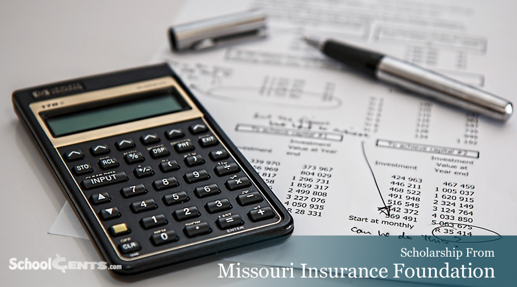 Missouri Insurance Foundation Announces Scholarship Application