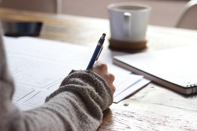 Persönlichkeitsentwicklung durch literarisches Schreiben – 3 Übungen für inneres Wachstum