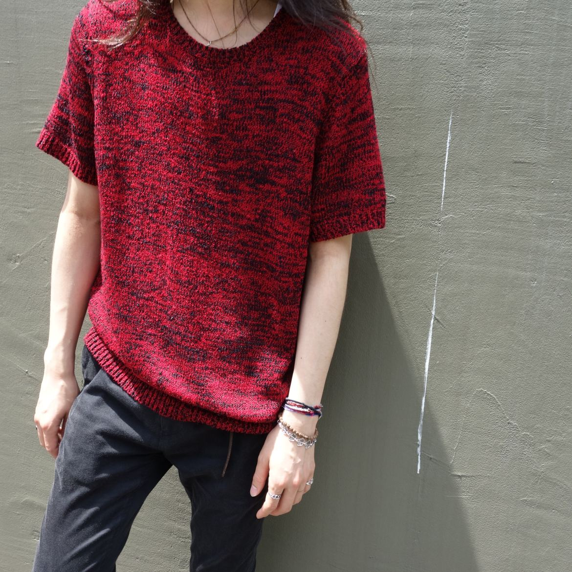 New Arrlvals Knit T-Shirts vintage styling blog