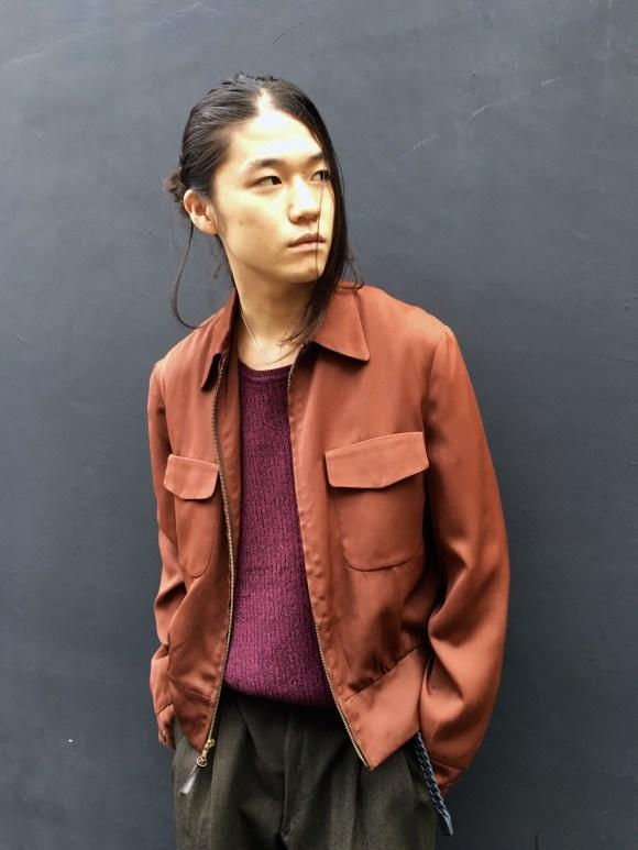 Summer→Autumn vintage styling blog