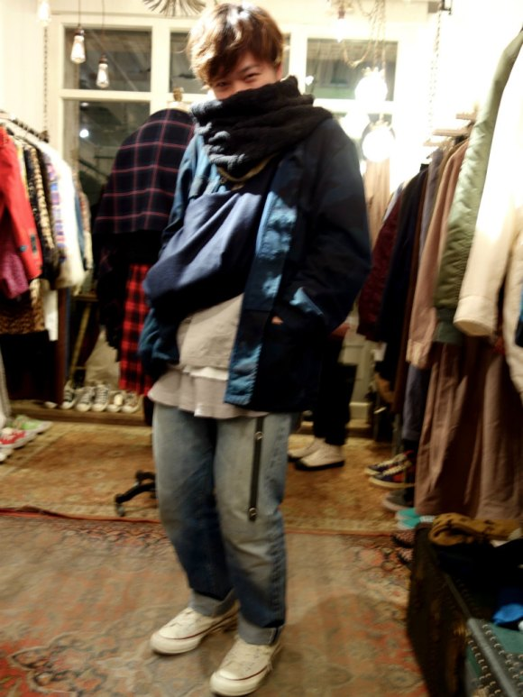 beruf Harajuku Night Out Event 2016/10/29 vintage styling pimpstick_jp blog