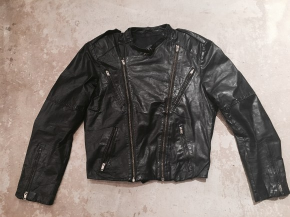 Leather Jacket vintage blog