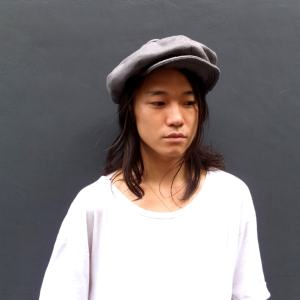 【Icecream Man】Linen Casquette blog