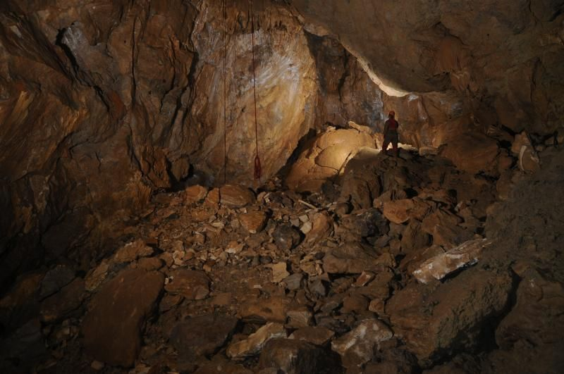 Mohyla v Bukovinského dóme