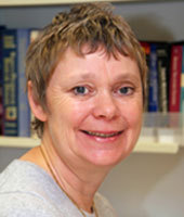 Professor Fran Balkwill