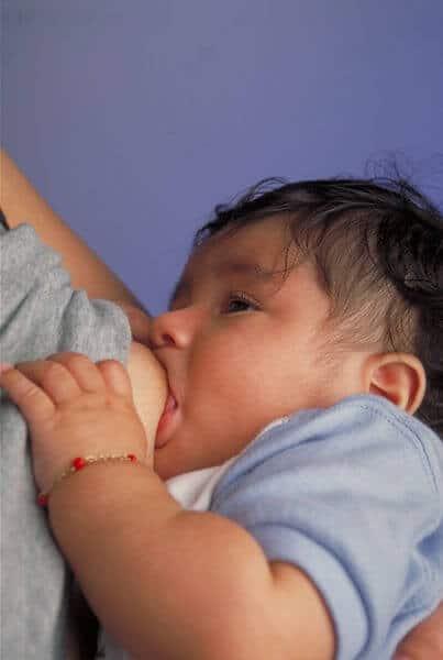 Breastfeeding may reduce Alzheimer's risk
