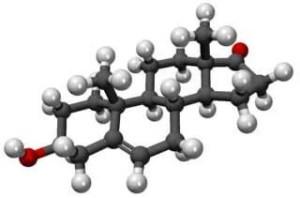 Dehidroepiandrosterona3D
