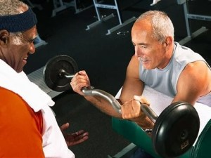 High-intensity strength training shows benefit for Parkinson's patients