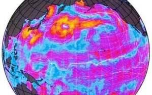 ocean surface circulation Pacific Ocean NASA_f