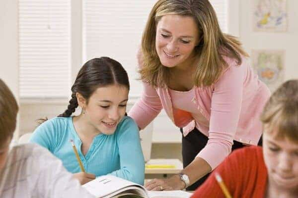Good English teaching helps students in math