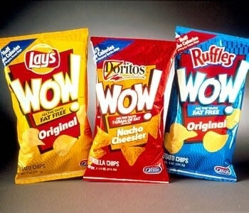 Research Finds Chips With Olestra Cause Body Toxins to Dip