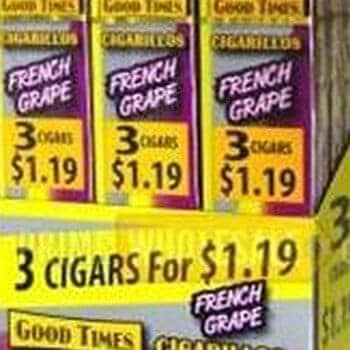 Flavored Cigars Luring Teens and Young Adults