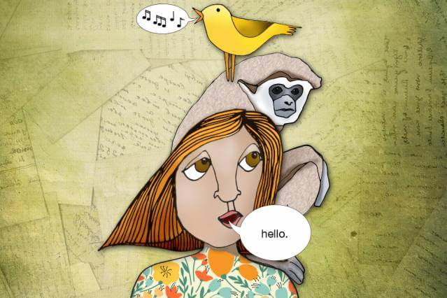 From contemporary syntax to human language's deep origins