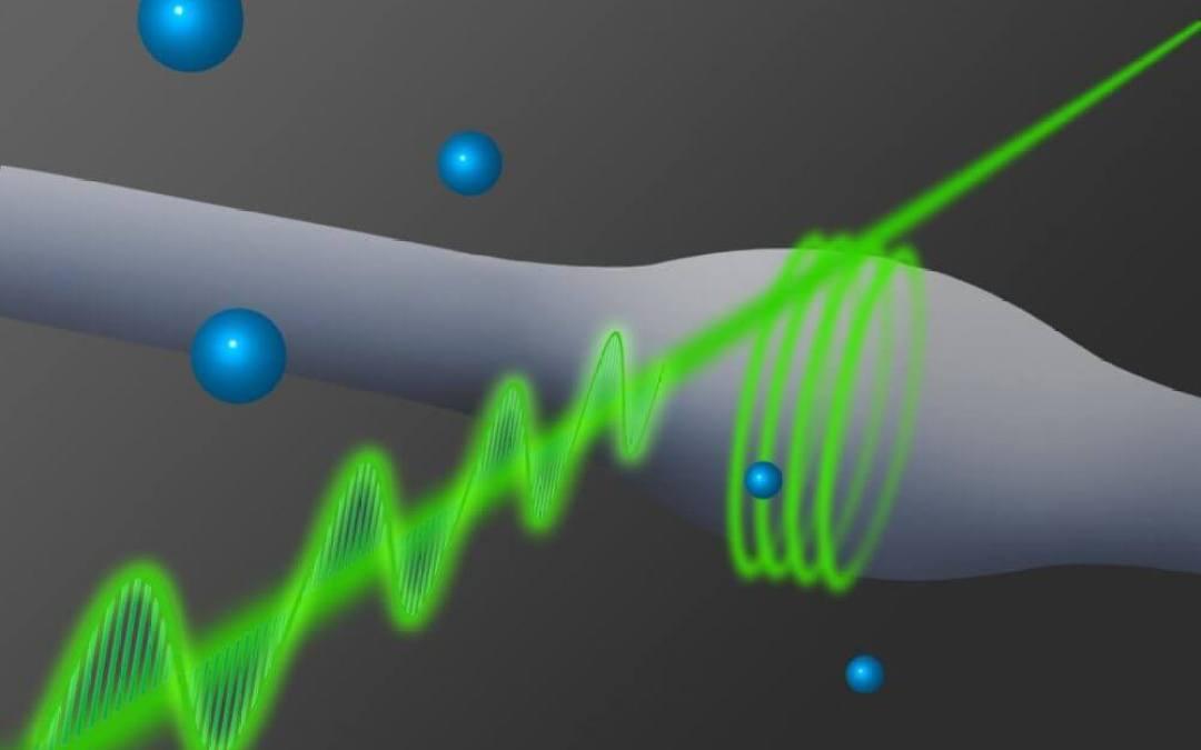 New technique doubles the distance of optical fiber communications