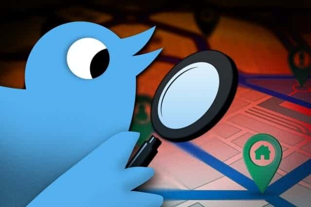 Even low-tech snoopers can identify Twitter users' homes, workplaces.