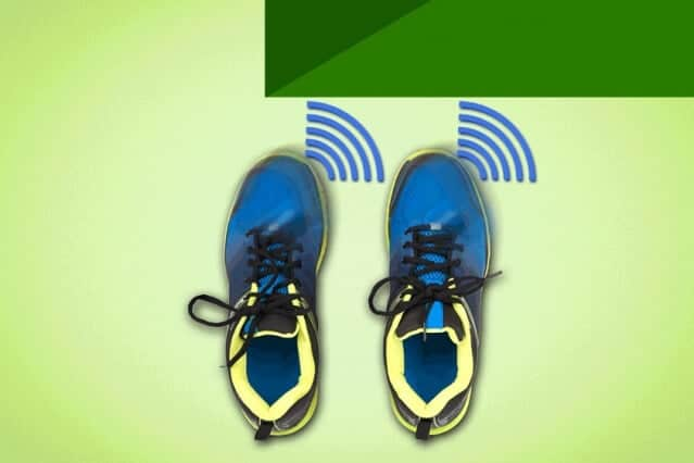 Vibrating footwear could help astronauts, visually impaired skirt obstacles