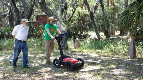 Archaeologists find elusive 16th century Spanish fort on Parris Island
