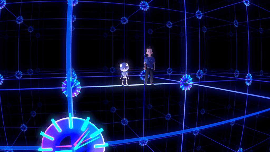 Raumzeit-Gitter