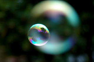 Fun Friday – Exploring Bubbles!