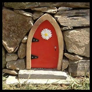 "Spark any child's imagination with this great ""Fairy Door"" GIVEAWAY"