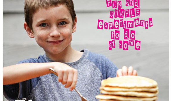 Free on-line Pancake Science Magazine for children