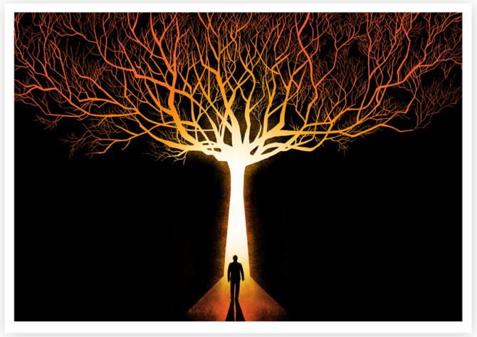 """""""Porzuć ego i nie oceniaj!"""" Paranoja, nowy trend czy pożyteczny zabieg w duchowości?"""