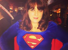 supergirl fancy dress