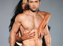 EMBARGOED UNTIL 07.10.15 00.01: Harry Judd teams up with NOW TV to launch 'Obleshion, Eau De Walker' fragrance ahead of season 6 of The Walking Dead launch on 12th October