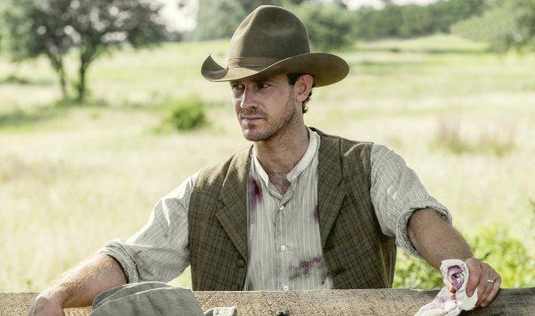 Henry Garrett as Pete McCullough