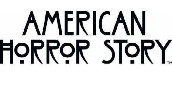 American Horror Story logo white WIDE