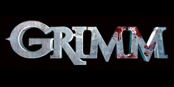 Grimm bloody logo wide
