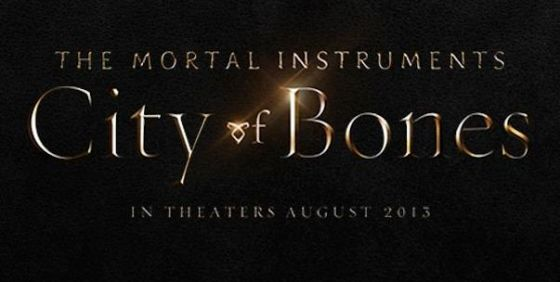 The Mortal Instruments logo wide