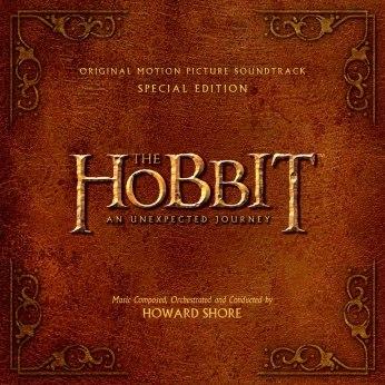 Hobbit AUJ OMPS spec ed cover art