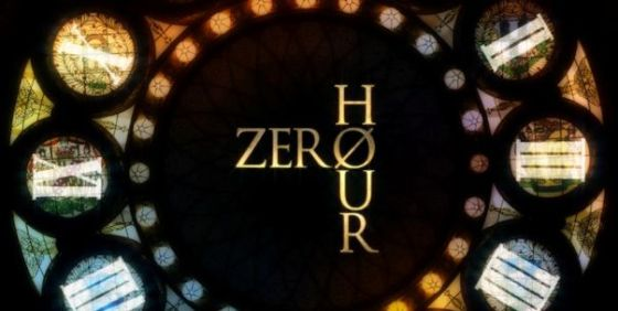 Zero Hour logo wide