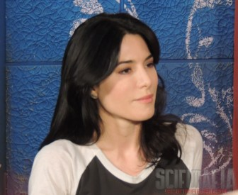 SDPT 12 Defiance tour Jaime Murray