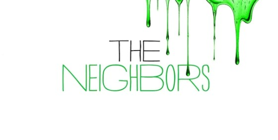 The Neighbors logo wide