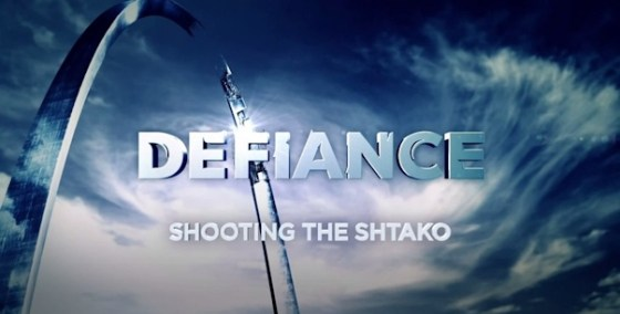 Defiance Shooting the Shtako logo wide