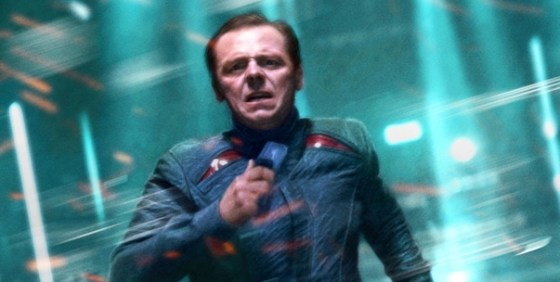 Star Trek ID Scotty poster wide