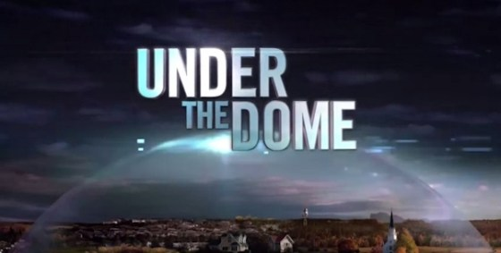 Under the Dome logo wide