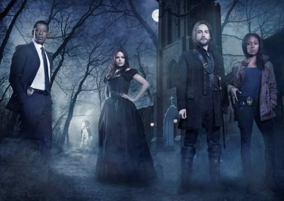 Sleepy Hollow cast promo